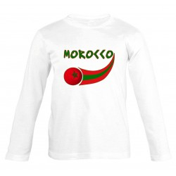 Morocco junior long sleeves...