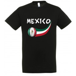 T-shirt Mexique