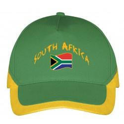 Casquette Afrique du Sud