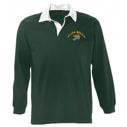 South Africa long sleeves polo