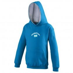 Argentina junior hooded...
