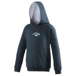 Scotland junior hooded...