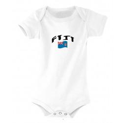 Fiji baby bodysuit