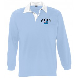 Fiji long sleeves polo