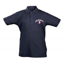 Polo France enfant