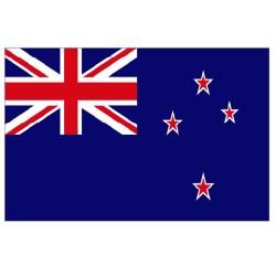 Drapeau Nouvelle Zélande...