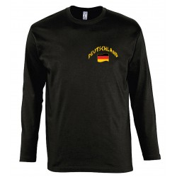T-shirt Allemagne manches...