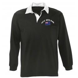 New Zealand long sleeves polo