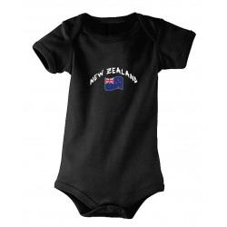 New Zealand baby bodysuit