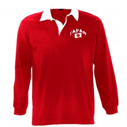 Japan long sleeves polo