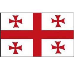 Georgia flag 150 x 90 cm
