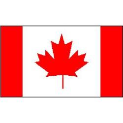 Drapeau Canada 150 x 90 cm