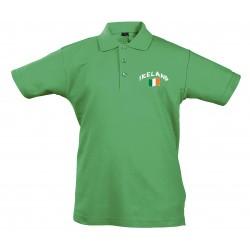 Polo Irlande enfant