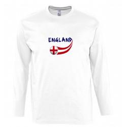 England long sleeves T-shirt