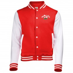 Wales junior jacket