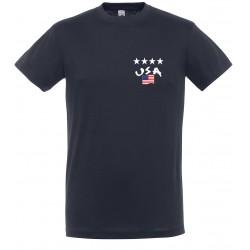 T-shirt Etats-Unis 4...