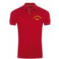 Tour de France Union Jack red T-shirt