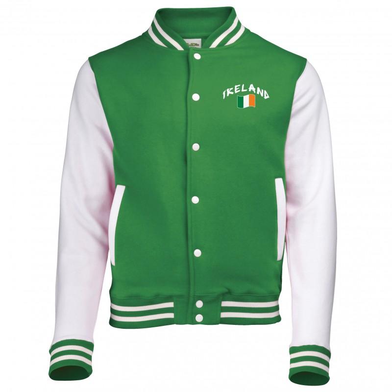 Sweden college jacket